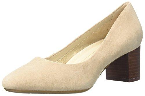 Bone Suede Schuhe (AerosolesSILVER Star - Silver Star Damen, Beige (Bone Suede), 43 B(M) EU)