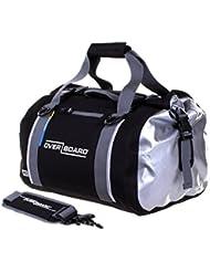 OverBoard Classic Waterproof Duffel Bag - 40 Ltr - Black