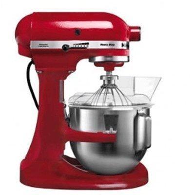 Kitchen Aid 5KPM5BER K5 Heavy Duty Mixer Empire Red 4.83L