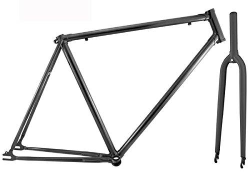 RMS Kit Rahmen + Gabel Fixed 700cx58Schwarz Kit Frames + Fork Fixed 700cx58Black