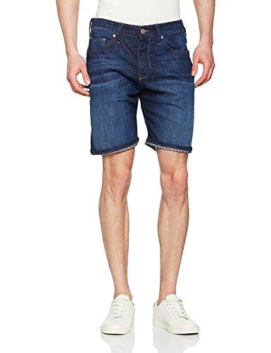 Mavi Herren Shorts Brian dark brushed printed