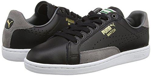 Homme Bassi Acciaio grigio Noir Sneakers nero Partita Puma Upc Schwarz 74 nero 02 Zw6XI4q