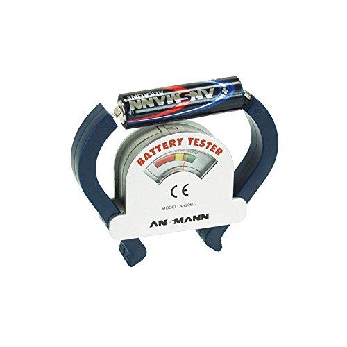 ANSMANN-Universal-Batterietester