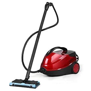 SIMBR Steam Cleaner, Best Multipurpose Steamer for Floors, Cars, Windows, Carpet, Garment and More ( 1.5L, 2000W )
