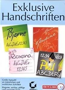 Exclusive Handschriften