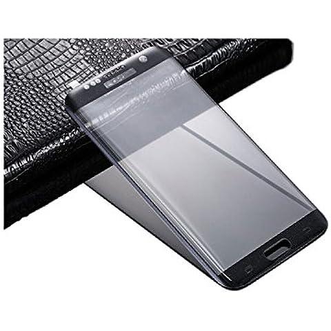 Pellicola Galaxy S7 Edge,Coio Vetro Temperato 3D Touch Completo Screen