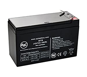 Shoprider 12V 7Ah Wheelchair Battery - This is an AJC Brand® Replacement