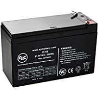 Batteria per Gruppo di continuità APC Smart-UPS 1500 Rack Mount 2U (SUA1500RM2U) 12V 7Ah - Ricambio di marca AJC®