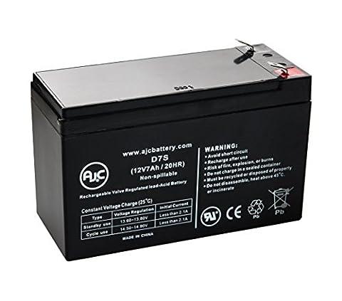 Batterie MK ES7-12 T2 12V 7Ah Fauteuil roulant - Ce produit est un article de remplacement de la marque AJC®