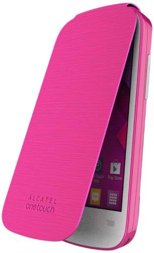 Foto Alcatel Flip Custodia per One Touch Pop C3, Rosa