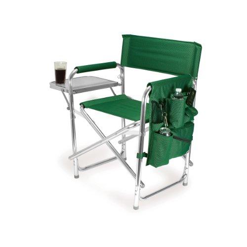 picnic-time-portatile-pieghevole-sport-sedia-verde-cacciatore