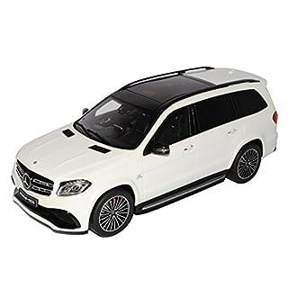 alles-meine.de GmbH Mercedes-Benz GLS 63 AMG X166 SUV Diamant Weiss Modell Ab 2012 Ab Modellpflege 2015 Nr B66965709 1/18 GT Spirit Modell Auto