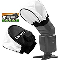 Camrox Flash Soft Box Mini Speedlite Diffuser