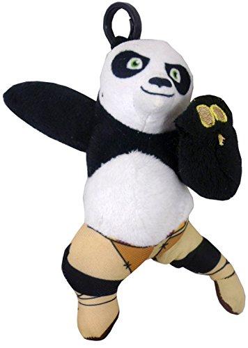 11cm Kung Fu Panda suave del bolso del juguete Clip - Karate PO