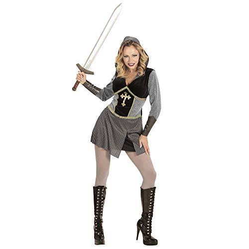 Widmann - Erwachsenenkostüm Mittelalter Jeanne - Spanisch Themen Kostüm