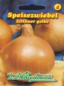 Zwiebel Zittauer Gelbe (Portion)