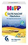 Hipp Gute-Nacht-Fläschchen Bio-Folgemilch, 1er Pack (1 x 500g)