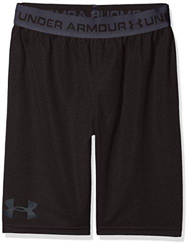 Under Armour Jungen Tech Prototype Shorts 2.0 Hose, Black, XL