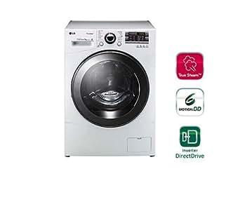 LG F94933WHS Autonome Charge avant 6kg 1400tr/min A+++-20% Blanc machine à laver - machines à laver (Autonome, Charge avant, Blanc, Gauche, LED, 120°)