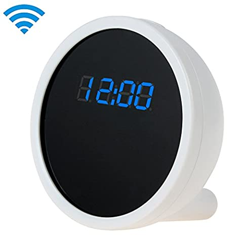 Amazing! Wireless Alarm Clock Wifi/IP [iPhone/Android Monitoring] Full HD 720P Video Camera / High Resolution Hidden Surveillance Security Cam CCTV Nanny Spycam Home Micro Minicam Spycams Secret Button Spycamera Covert Digital Smallest Pinhole Microphone Recorder Recording USB Mini Little Tiny Professional High Quality Spypen Caméras de Spycameras DVR Spi Wearable Miniature Portable House Voice Audio Picture Photo Definition High Def Hi Pocket Handheld Action Flip Pro Cool Videokamera Compact Movie Videocam Videocamera Flipcam Spypen Invisible Device Spyshop System Stuff Tool Latest Newest Men's Electronic Tech Coolest Spygear Gadjet Geek USB Gagets Gadjets Smallest Office Gadets James Bond 007 Technology Kit