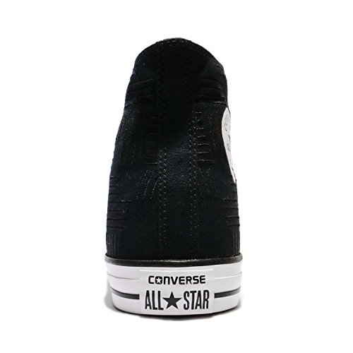 Converse Womens Chuck Taylor All Star Hi Canvas Trainers Black