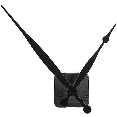 28 mm Mouvement d'Horloge à Quartz à Longue Tige DIY Réparer les Kits d'Horloge