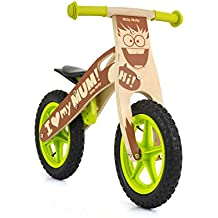 Milly Mally 2305 - Kinderlaufrad 12-Zoll-Räder, boy