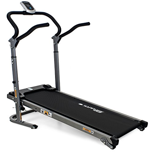Laufband Fitnessgeräte Profi Heimtrainer LCD-Display SAPPHIRE SG-1500 SOKA NEU