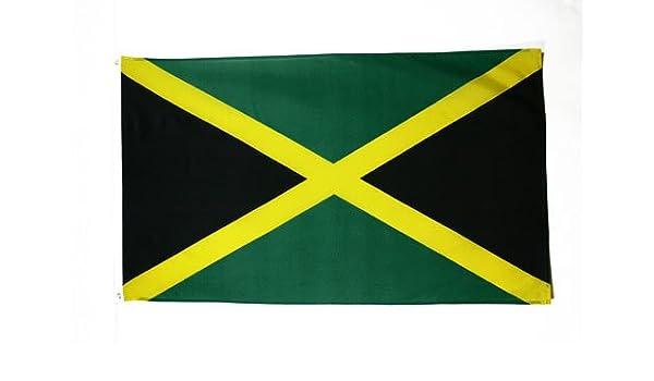 FAHNENKETTE BOB MARLEY 6 meter mit 20 flaggen 21x14cm BOB MARLEY Girlande Flag