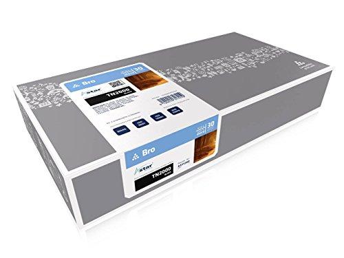 Preisvergleich Produktbild Astar AS11200 Toner kompatibel zu BROTHER TN2000,  XXL 100 prozent Mehrleistung,  5000 Seiten,  schwarz