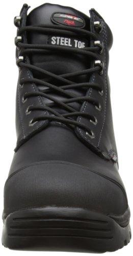 Mack Boots  Stirling, Chaussures de sécurité homme Noir - noir