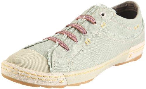 Caterpillar NIXY CANVAS P304909, Damen Sneaker, Grau (LILY PAD/WHITE), EU 36