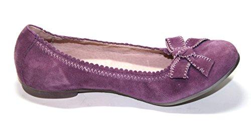 Cherie Kinder Schuhe Mädchen Ballerinas 7786 (ohne Karton) Violett