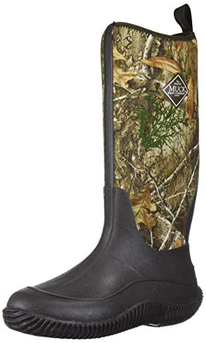 Muck Boots Womens Hale Brown/Realtree Edge