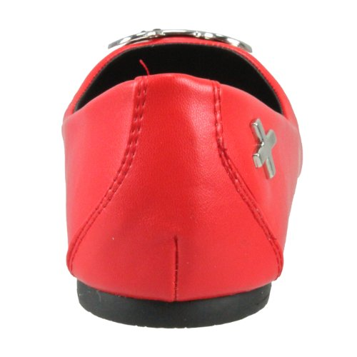 T.U.K., Ballerine donna Rosso (rosso)