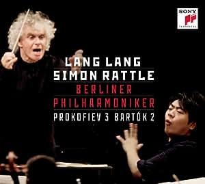 Prokofieff: Klavierkonzert Nr. 3 / Bartók: Klavierkonzert Nr. 2 (Limited Deluxe Edition)
