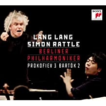 Prokofiev: Piano Concerto No. 3 - Bartòk: Piano Concerto No. 2 - Edition Deluxe - 1 CD Les deux Concertos + DVD « At the highest Level »