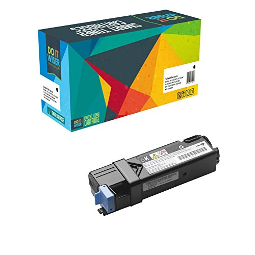 Do it Wiser ® Kompatibel Toner Dell 2150CN 2150 2150CDN 2155CN 2155 2155CDN | 593-11006 - 3.000 Seiten Schwarz