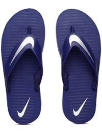 Nike Men's Blue Flip Flop -Uk-9