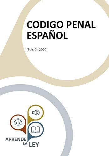 CÓDIGO PENAL ESPAÑOL eBook: la Ley, Aprende: Amazon.es: Tienda Kindle
