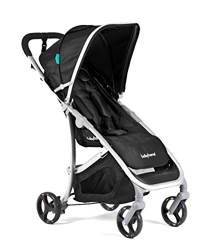 Babyhome Emotion - Silla de paseo, color negro
