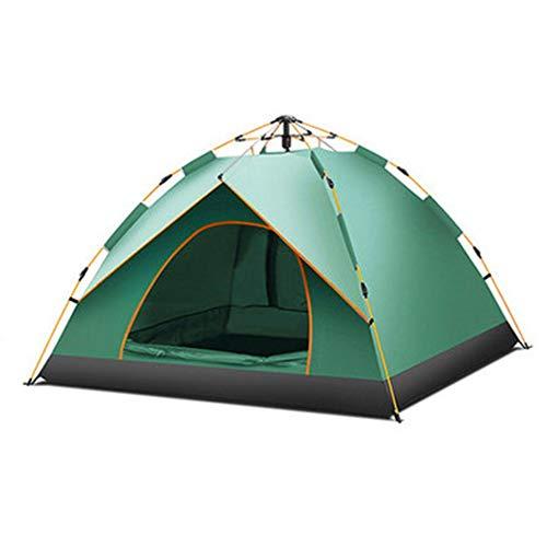 ZolrTped 2-Personen Flüssigen Popup Zelt,anwendbar Für Camping & Strand Und Wandern.einfache Einrichtung - Zusammenklappbar Mit Tragetasche - Leichte & Robust-a 210x150x125cm