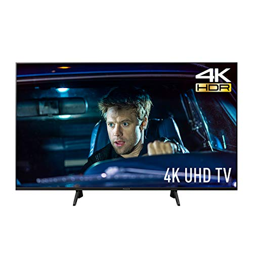 Panasonic TX-50GXW704 4K UHD TV (Ultra HD, Smart TV 50 Zoll/126 cm, LED Fernseher, Triple Tuner, HDMI, DVB)