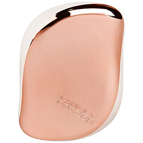 Tangle Teezer Compact Styler Rose Gold Cream -