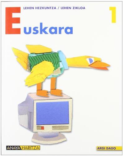 Euskara 1. (Argi Dago)