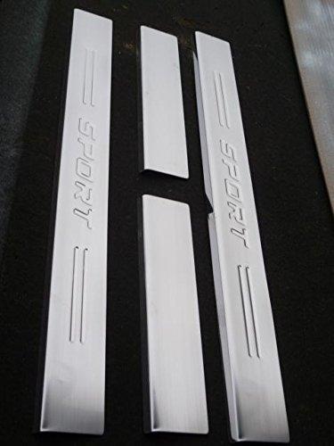 Preisvergleich Produktbild Ford Focus MK32011-17Edelstahl Einstiegsleisten-Aftermarket Teil-1222300284