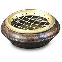 Räucherschale Räuchergefäß mit Netz Ø 9 cm x 3,5 cm aus Holz Eiseneinlage, Netzgefäß für Räucherkohle Räucherkegel... preisvergleich bei billige-tabletten.eu