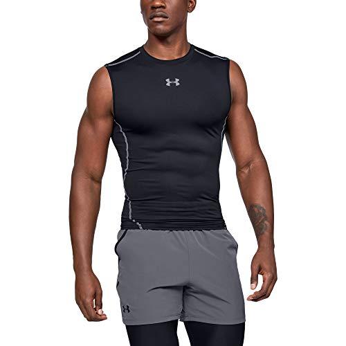 Top Fitnesskleidung - Das ärmellose Sportshirt trocknet schnell, schützt vor Sonneneinstrahlung und bietet den ganzen Tag lang absoluten Komfort