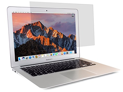 MyGadget Bildschirm Schutz Folie [Matt] für Apple MacBook Air 13 Zoll (ab 2011) Display Schutzfolie Bildschirmschutzfolie Anti Fingerabdruck Entspiegelt