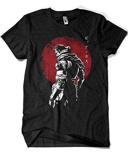 Camisetas La Colmena -  T-shirt - Uomo nero Medium